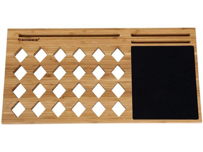 Bambusová podložka pod notebook přírodní LLD560