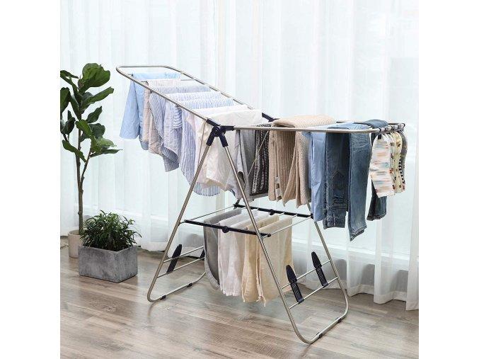 Skládací sušák na prádlo 16 m