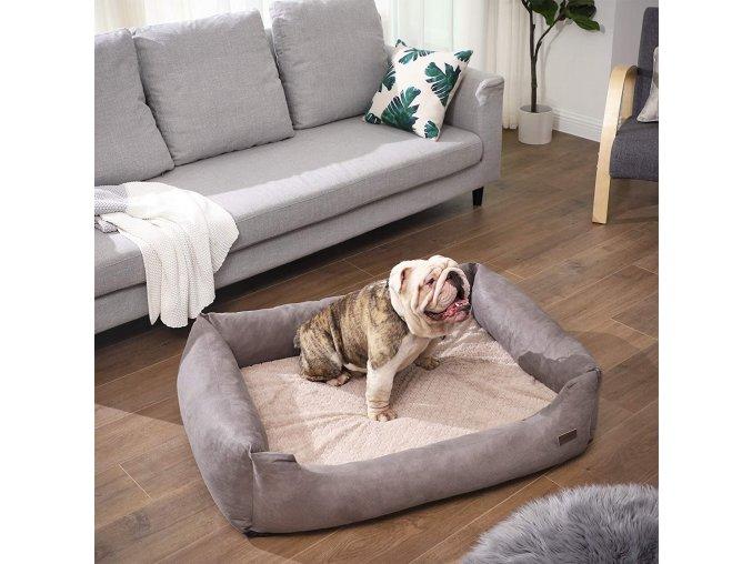 Postel pro psa ortopedická 110x80 cm
