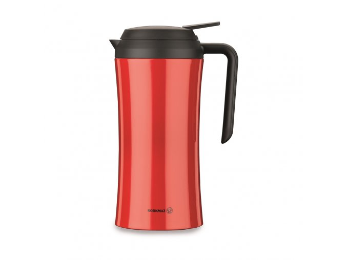 Maxima - termoska červená