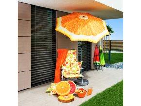 slunecnik basic pomeranc 200 cm (3)