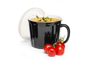 Hrnek na polévku SAGAFORM, 0,5L