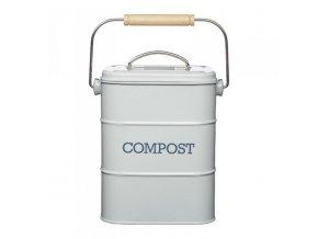 Nádoba na kompostovatelný odpad  KITCHEN CRAFT Living Nostalgia
