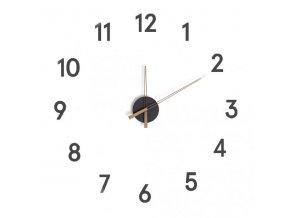 Samolepící nástěnné hodiny BALVI Momentum