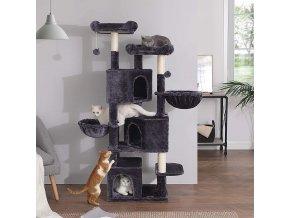 Kočičí strom XXXL 164 cm