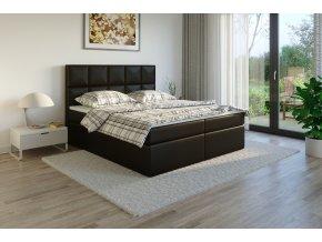 Čalouněná postel boxsprins madryt925