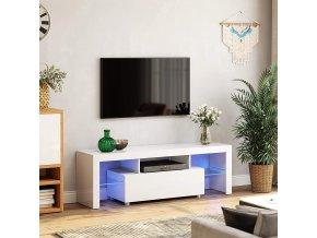 TV stolek led podsvícení