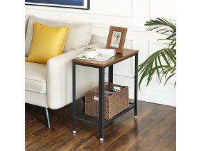 konzolový stolek industriální