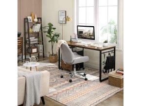 Kancelářský stůl s háčky