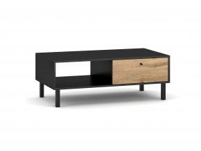 Konferenční stolek BOSPE černý wotan