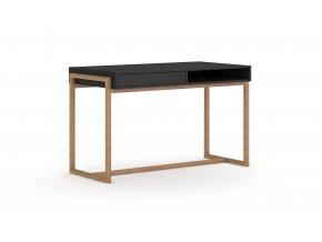 Psací stůl OSLO černý