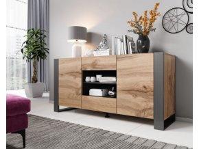 komoda wood