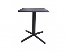 Zahradní kovový stůl LAXE Ethmos (Rozměr 80x60)