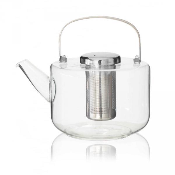 Skleněná čajová konvice VIVA SCANDINAVIA Bjorn, 1,2 L