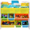 Dětský regál na hračky boxy