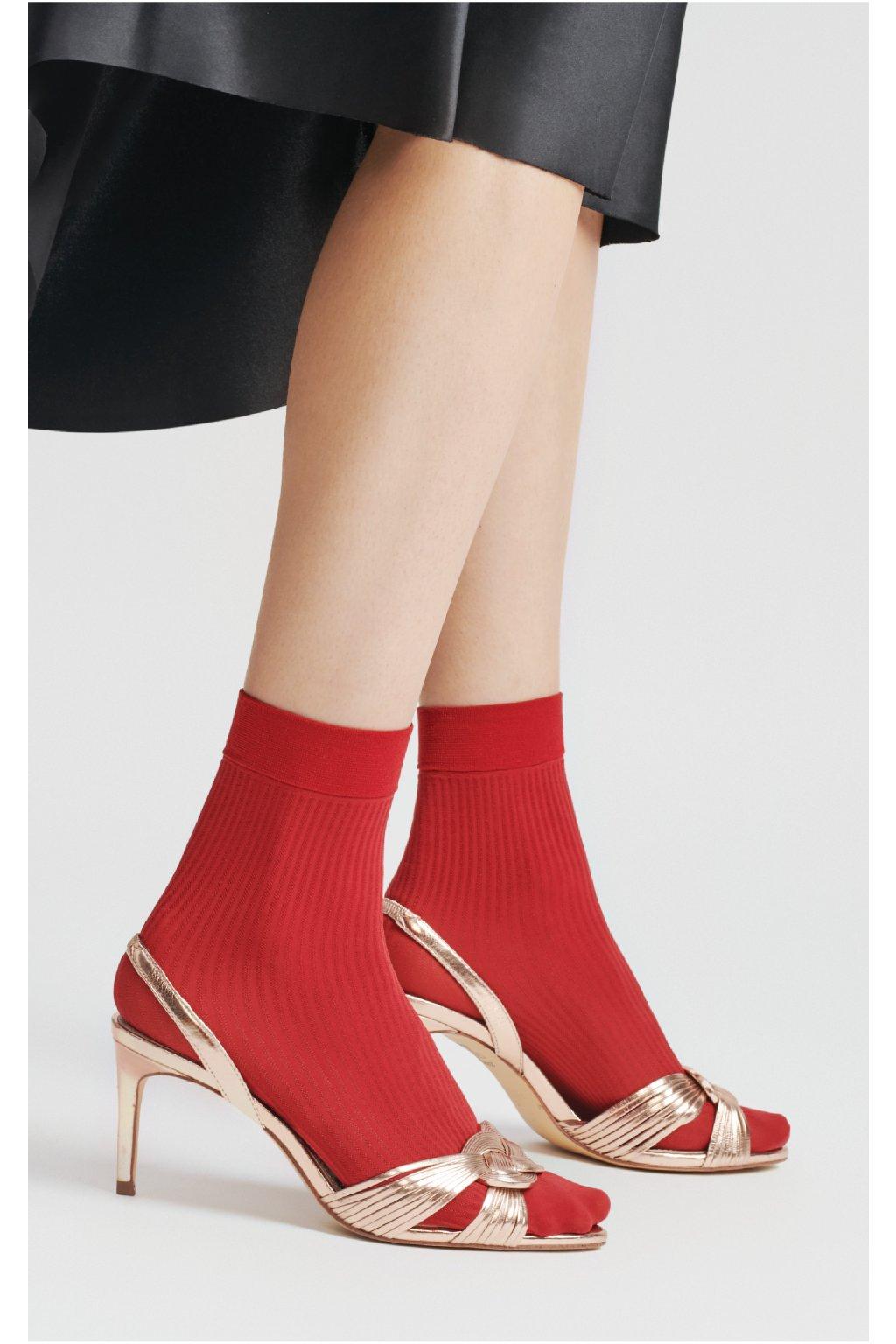 Silonkové ponožky Atena 60den