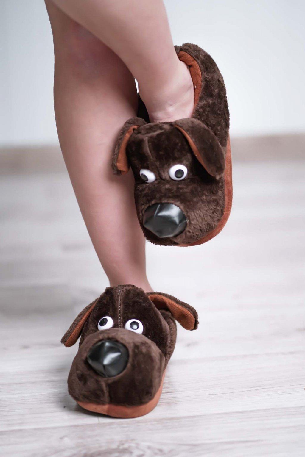 papuče, pohodlné papuče, papučky, dámske papučky, vysoké papučly, zvieracie papučky, 14