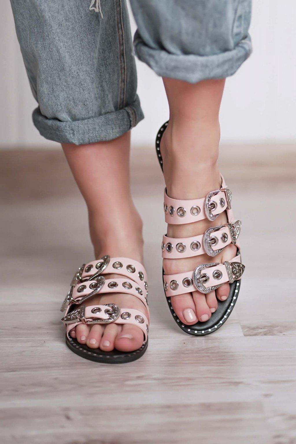 šľapky, papučky, papuče, espadrilky, spoločenska obuc, obuv na bežny deň, letná obuv, darček pre ňu, 101