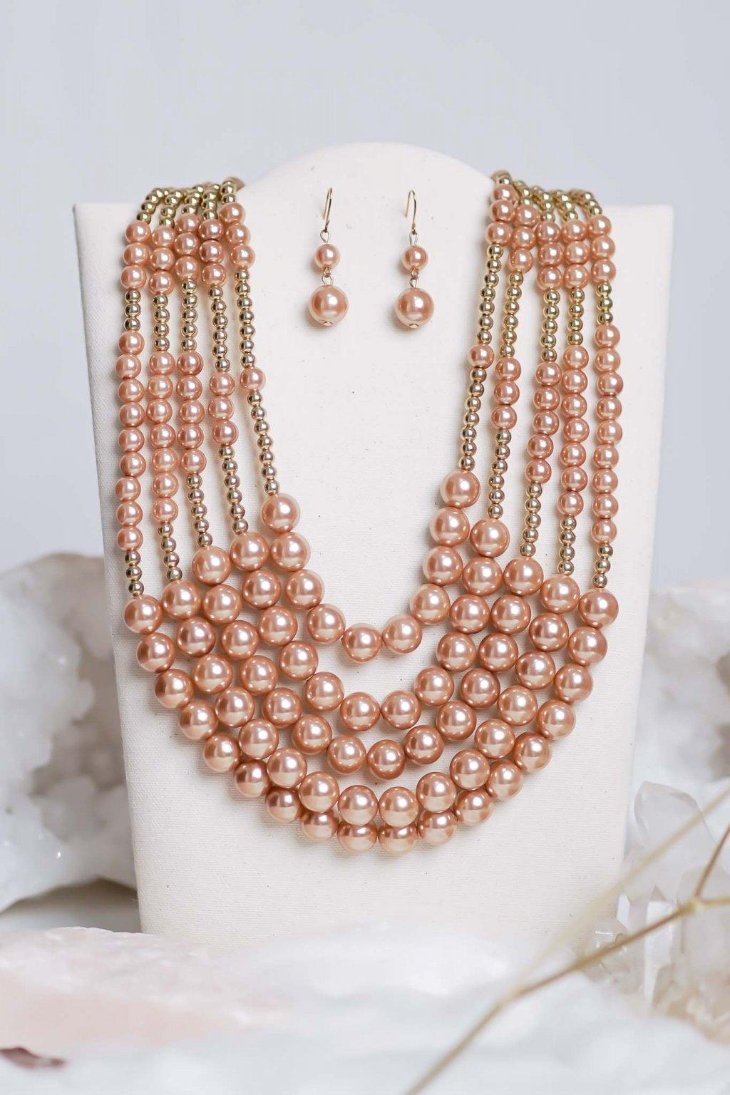 náhrdelník, šperk, spoločenská náhrdelník, náhrdelník na bežný deň, výrazný náhrdelník, jemný náhrdelník, šperky, náhrdelník na ples, svadbu, stužkovú 01