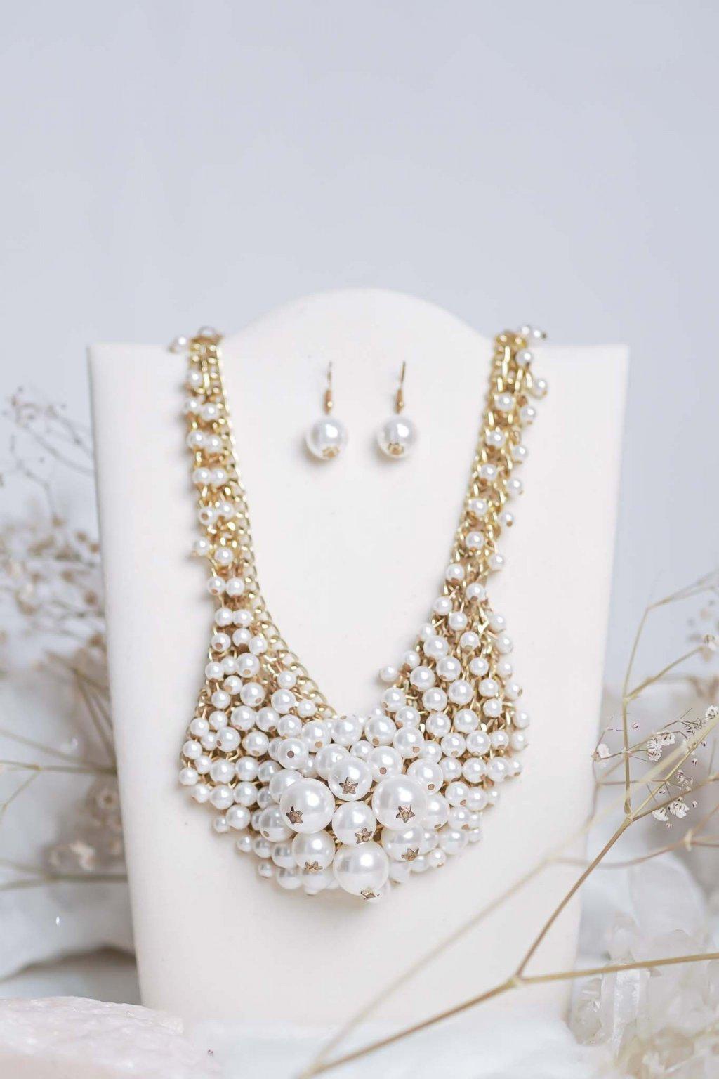 náhrdelník, šperk, spoločenská náhrdelník, náhrdelník na bežný deň, výrazný náhrdelník, jemný náhrdelník, šperky, náhrdelník na ples, svadbu, stužkovú 24