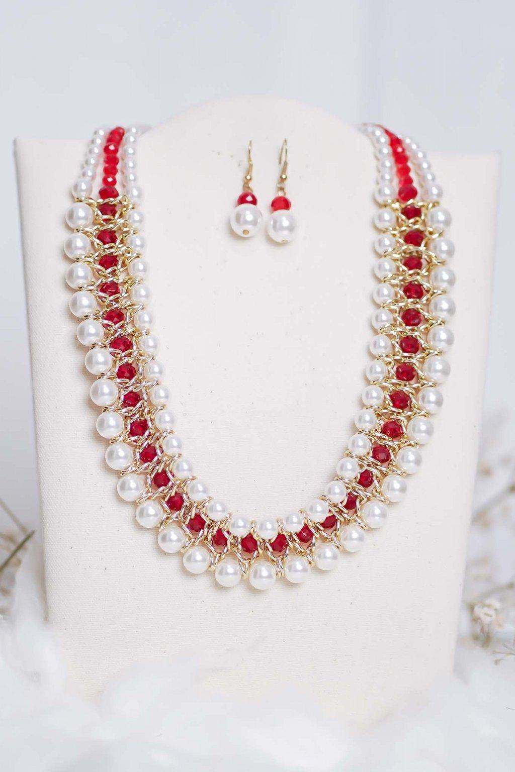 náhrdelník, šperk, spoločenská náhrdelník, náhrdelník na bežný deň, výrazný náhrdelník, jemný náhrdelník, šperky, náhrdelník na ples, svadbu, stužkovú 62
