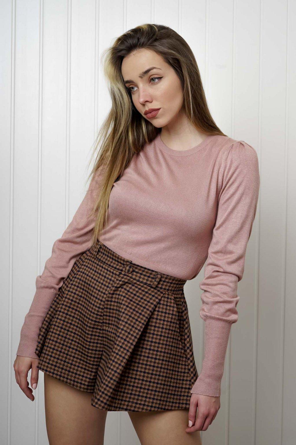 sveter, svetrík, sveter dámsky, úplet, úpletový sveter, jednoduchý sveter, v výstríh, štýlový, chlpatý,vzorovaný, srdiečkový, čierny, biely, farebný, 056