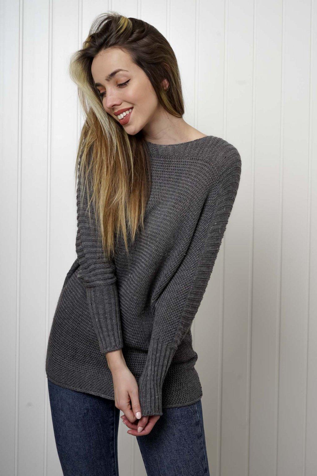 sveter, svetrík, sveter dámsky, úplet, úpletový sveter, jednoduchý sveter, v výstríh, štýlový, chlpatý,vzorovaný, srdiečkový, čierny, biely, farebný, 063