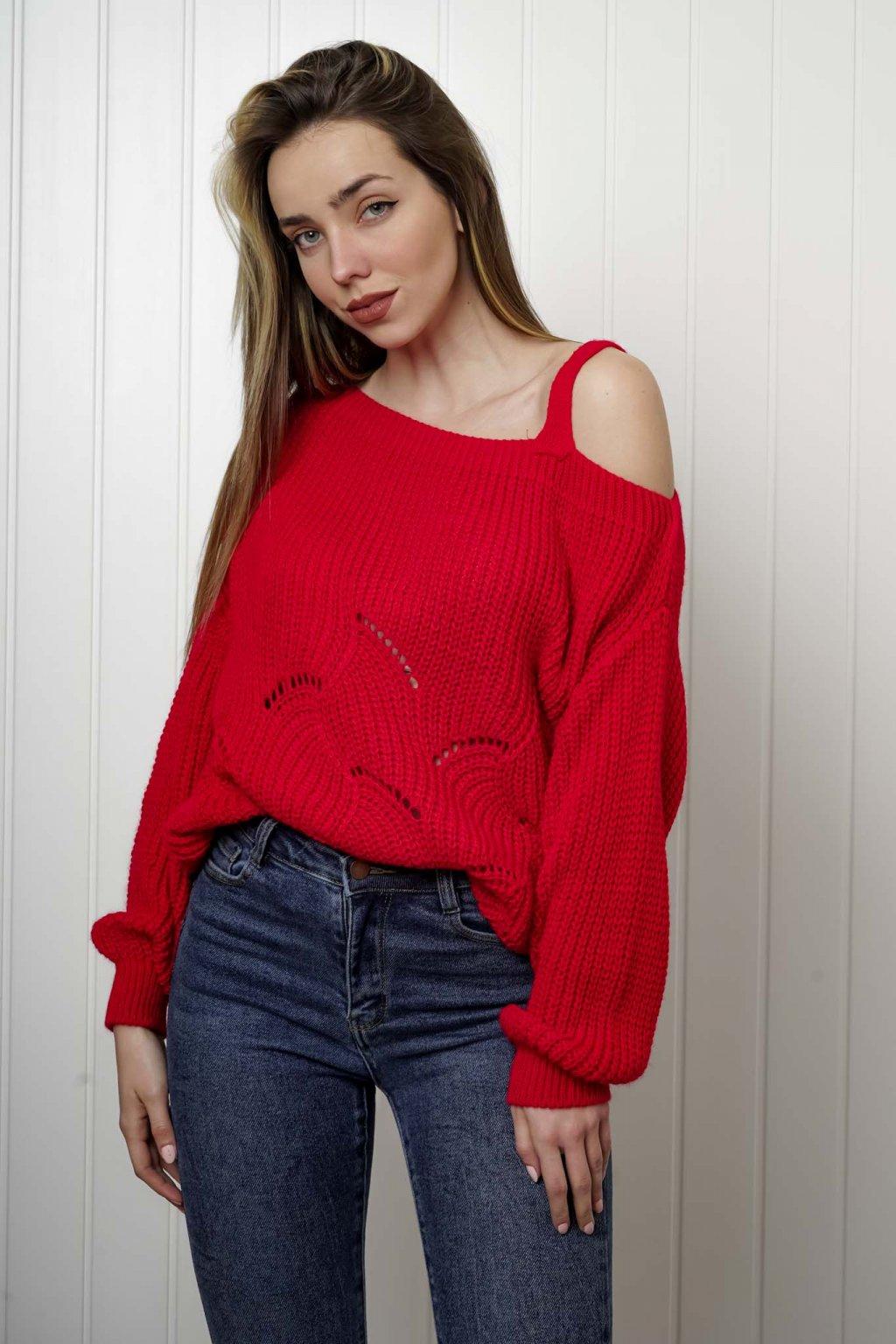 sveter, svetrík, sveter dámsky, úplet, úpletový sveter, jednoduchý sveter, v výstríh, štýlový, chlpatý,vzorovaný, srdiečkový, čierny, biely, farebný, 129