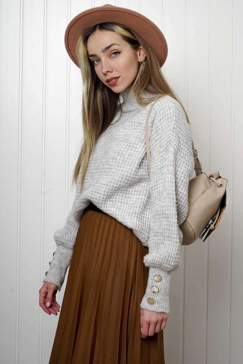 sveter, svetrík, sveter dámsky, úplet, úpletový sveter, jednoduchý sveter, v výstríh, štýlový, chlpatý,vzorovaný, srdiečkový, čierny, biely, farebný, 143