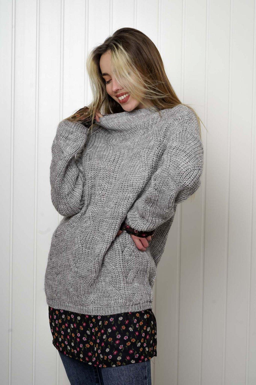 sveter, svetrík, sveter dámsky, úplet, úpletový sveter, jednoduchý sveter, v výstríh, štýlový, chlpatý,vzorovaný, srdiečkový, čierny, biely, farebný, 177