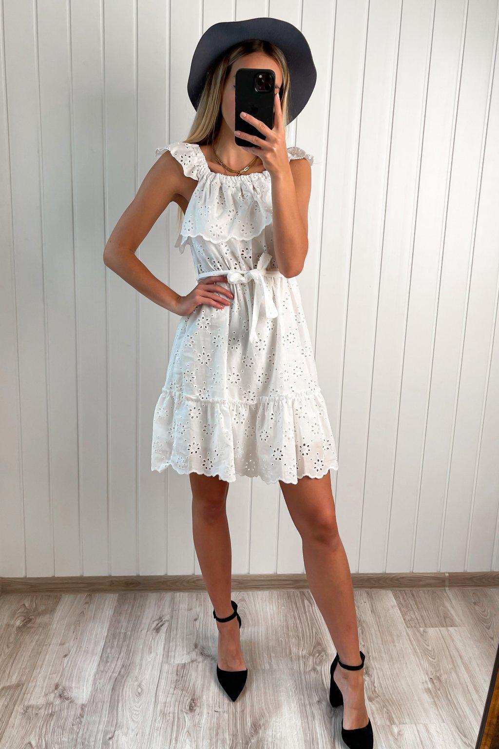 Madeirové šaty