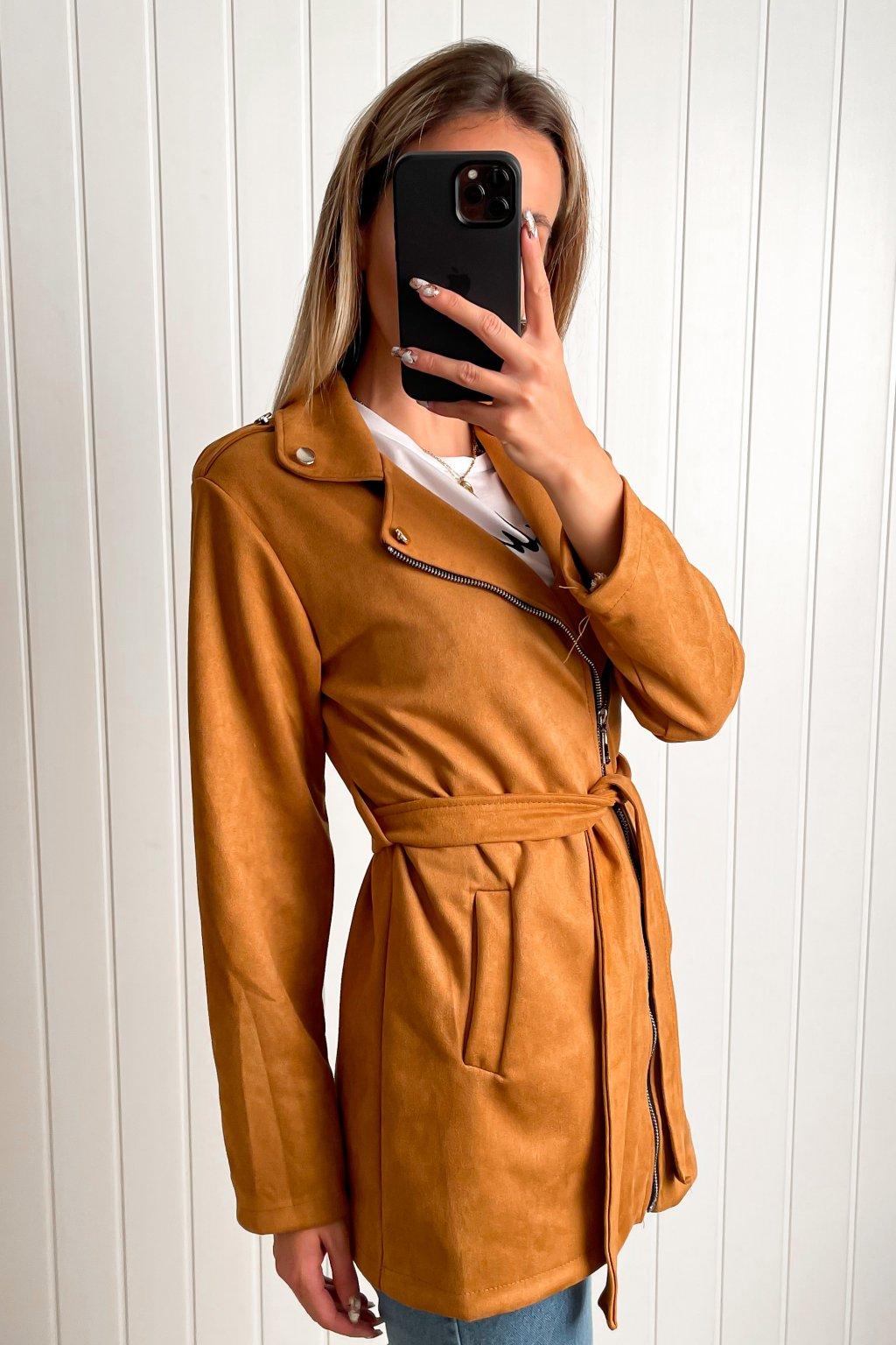 Prechodný kabátik