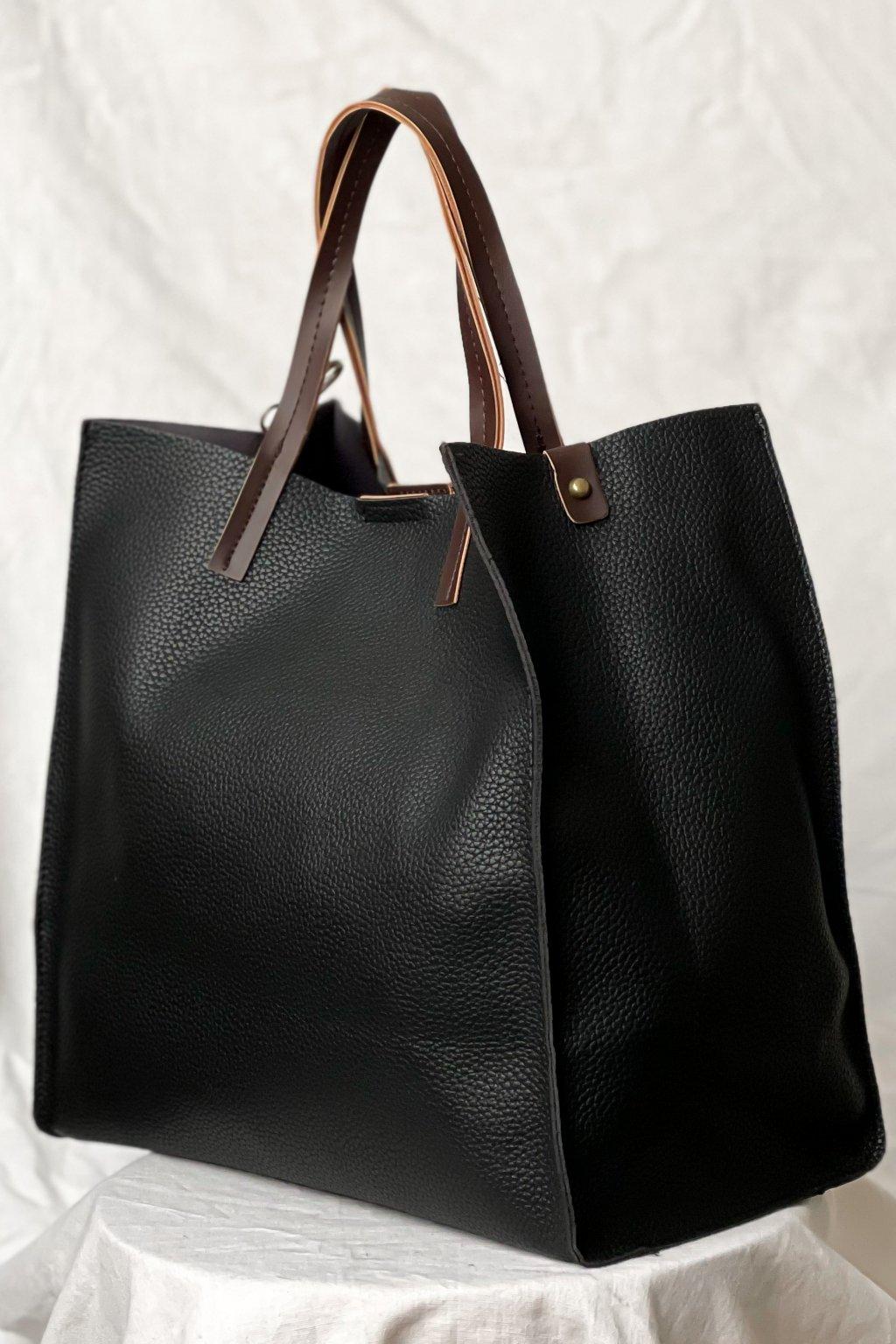 Basic shopper kabelka