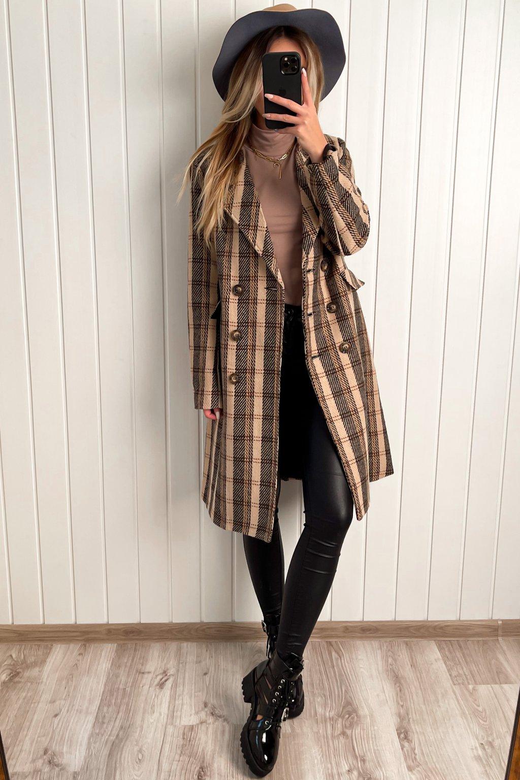 Retro kabát