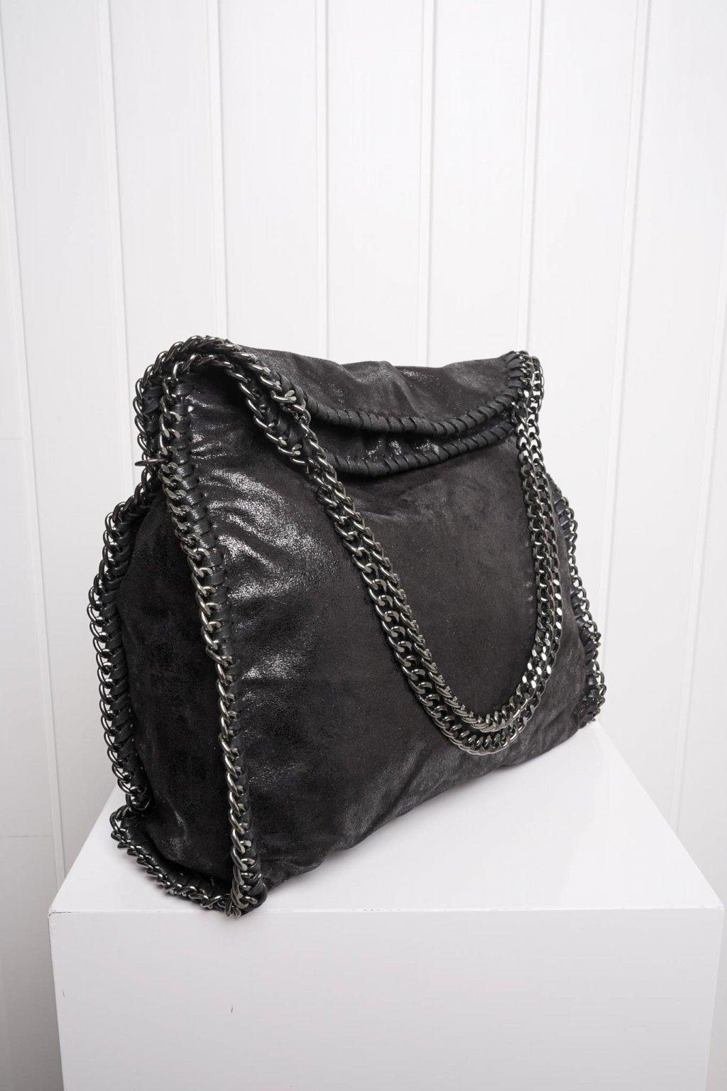 Kabelka, ruksak, dobrá cena, čierna kabelka, čierny ruksak, basic, kabelky, ruksaky 071