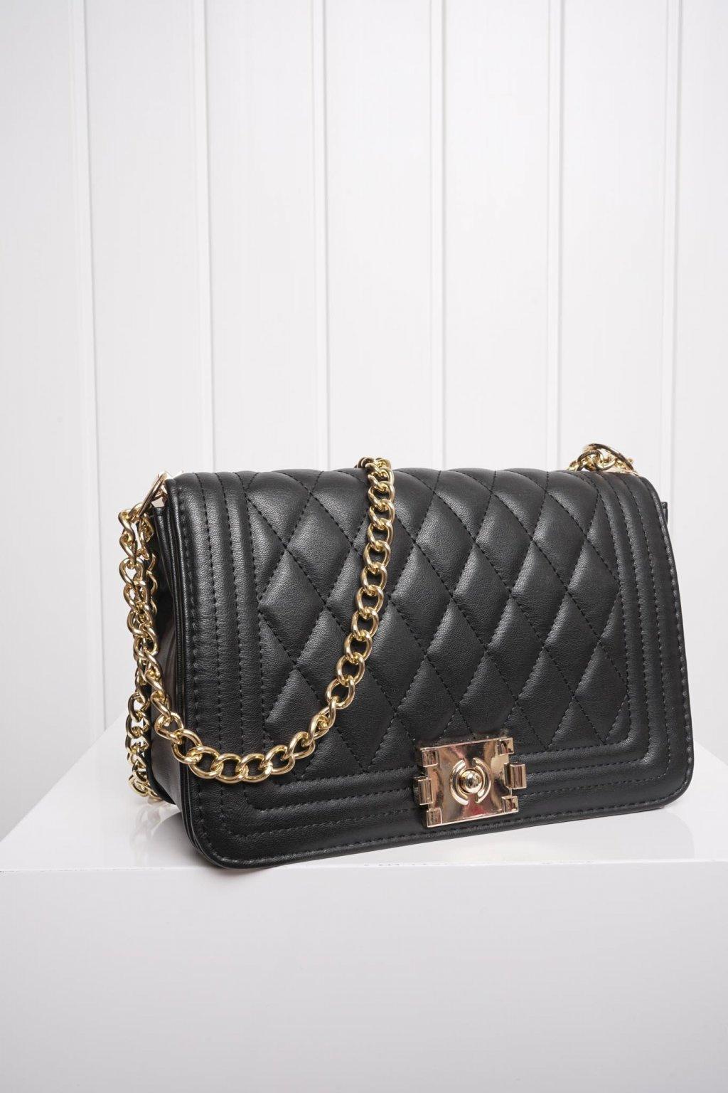 Kabelka, ruksak, dobrá cena, čierna kabelka, čierny ruksak, basic, kabelky, ruksaky 08