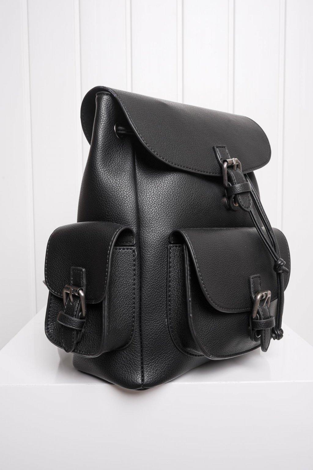Kabelka, ruksak, dobrá cena, čierna kabelka, čierny ruksak, basic, kabelky, ruksaky 02