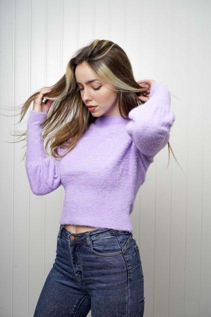 svetrík, pulover, čierny, zlaty, obtiahnutý, vrubkovaný 96