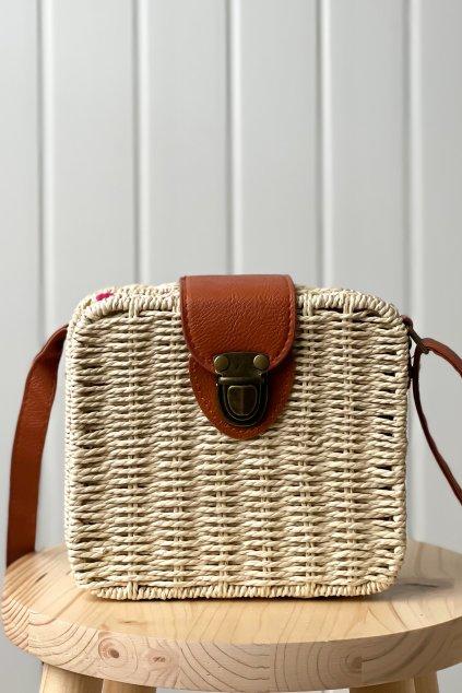 Košíková kabelka