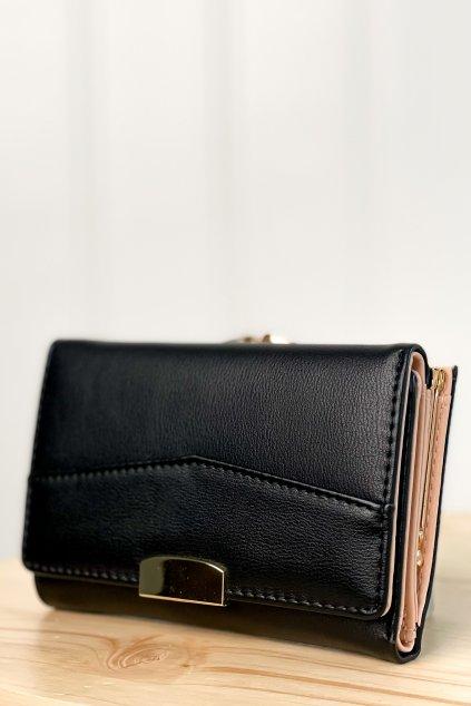 Čierna peňaženka