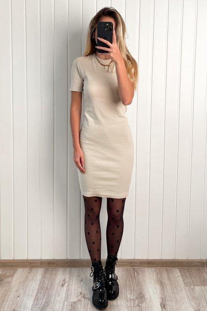 Vrubkované šaty