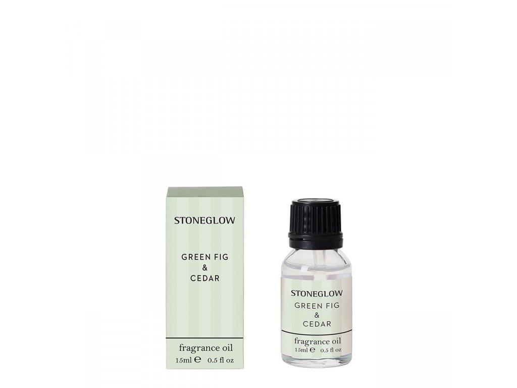 zeleny fik cedr aromalampa vune cirscalm olej