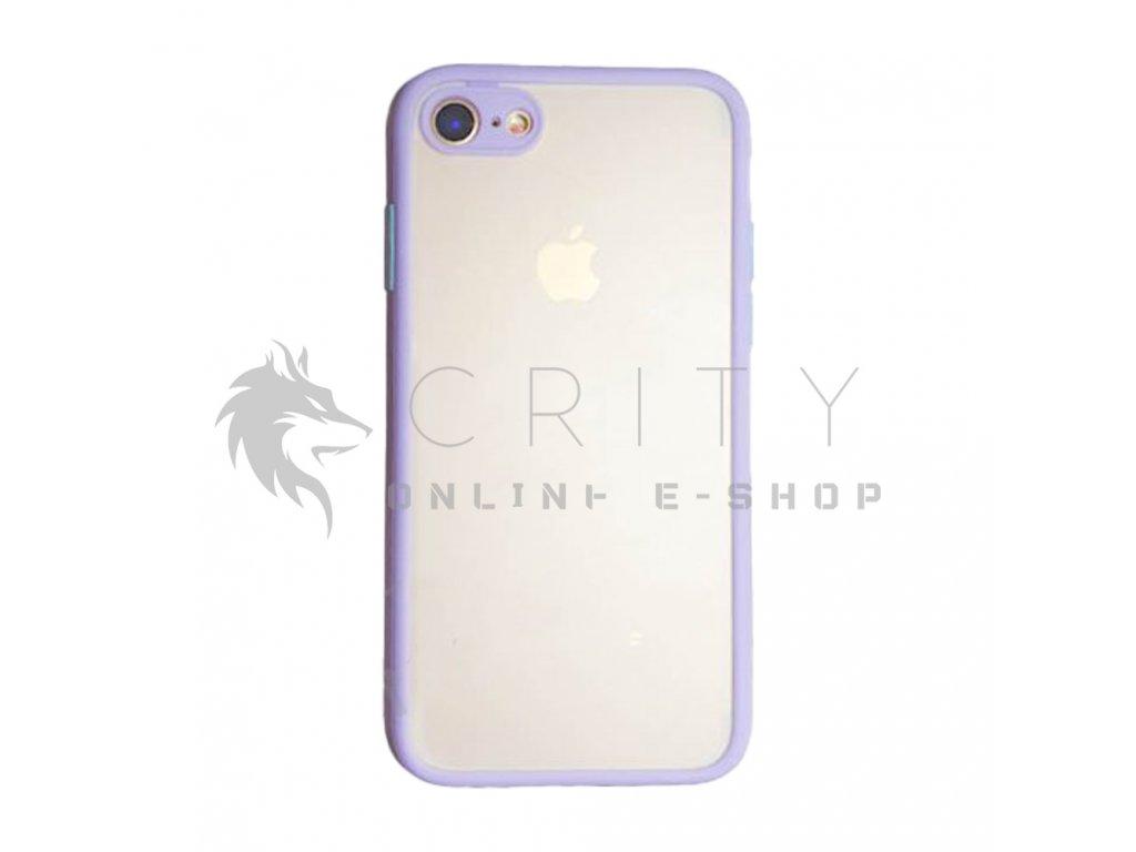 7 8 Clear Purple