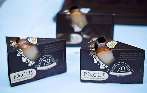Nabídka sýra PAGUS