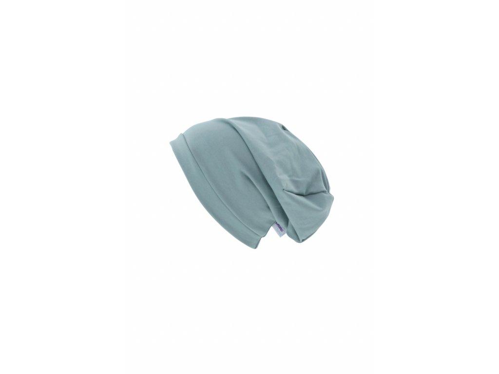 Jednovrstvá čepice Mintová