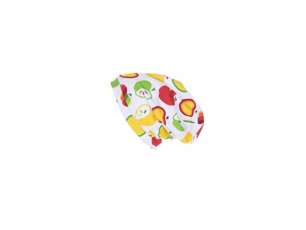 Jednovrstvá čepice Jablíčka