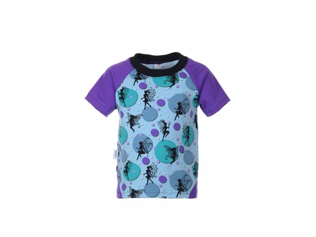 Dětské tričko Kouzelná víla