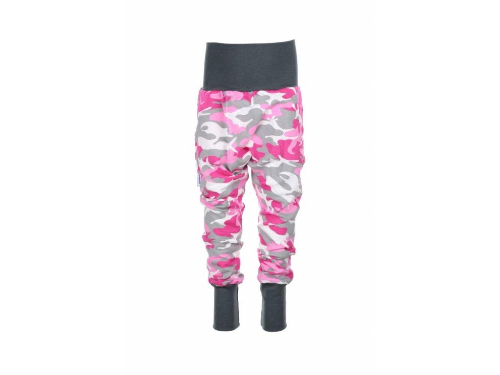 maskáčové kalhoty pro holky