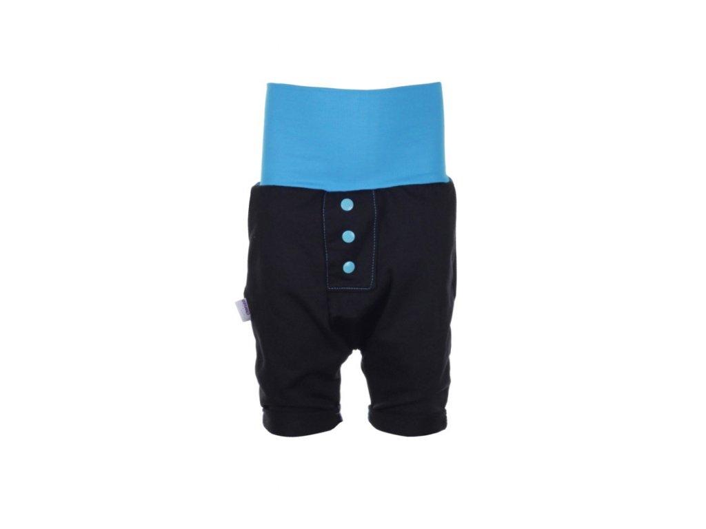 Dětské baggy kraťasy Modré