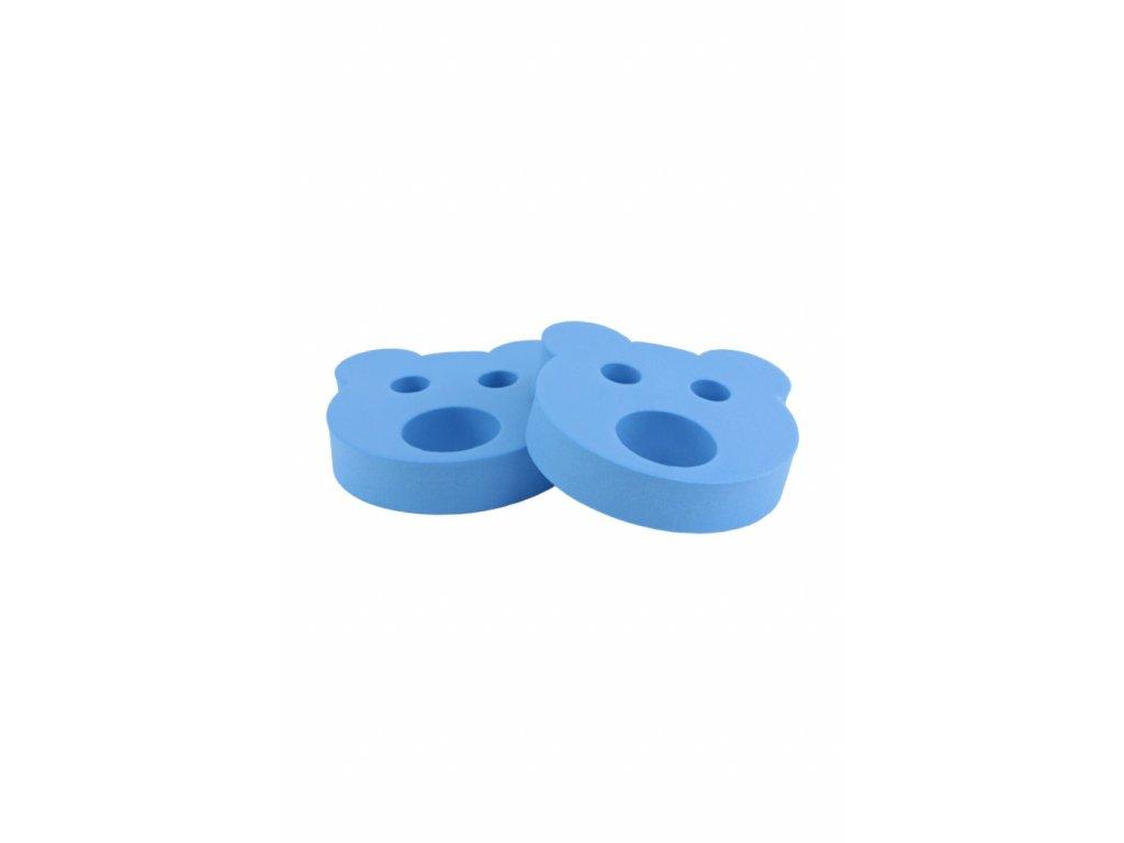 Dětské nadlehčovací kroužky BABY Medvídek modrý